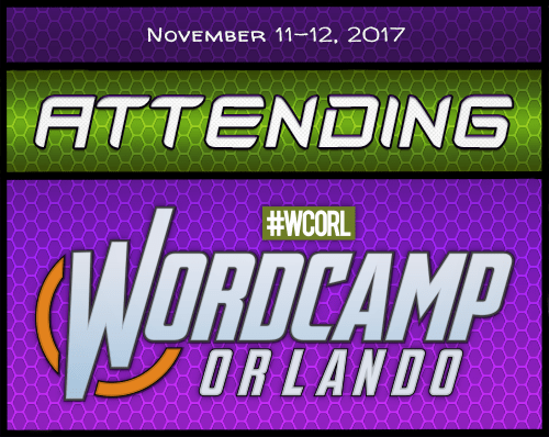 WordCamp Orlando 2017