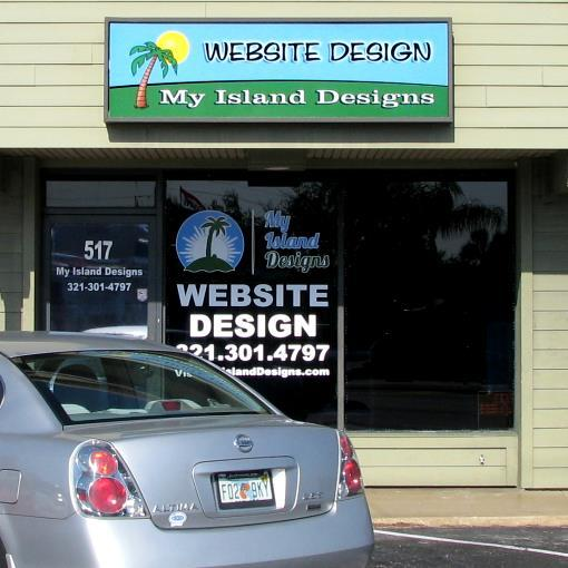 My Island Designs Merritt Island Office