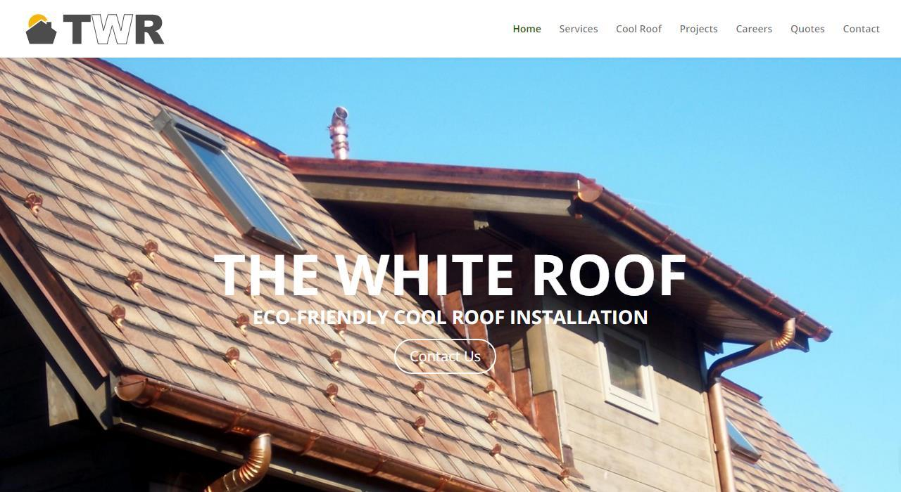The White Roof Project