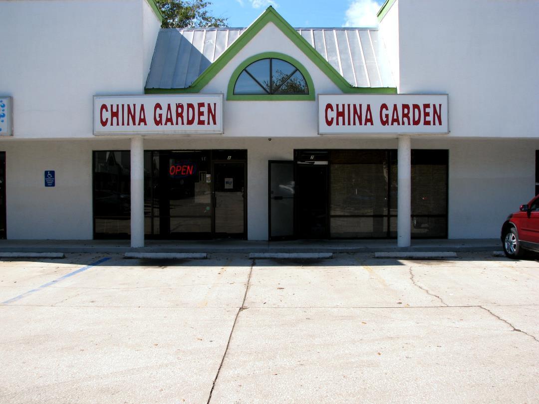 China Garden PSJ Restaurant Website Design Project