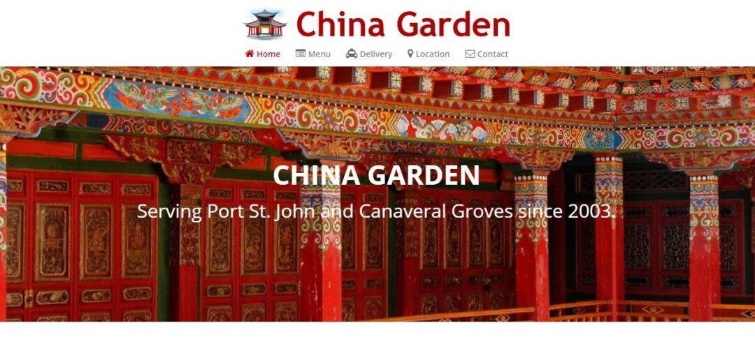 China Garden PSJ