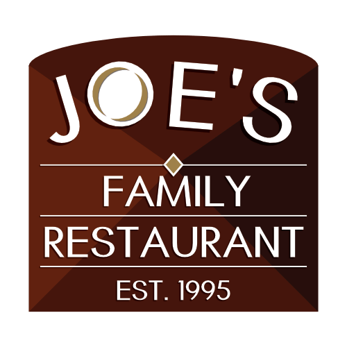 Joes Restaurant Website Logo