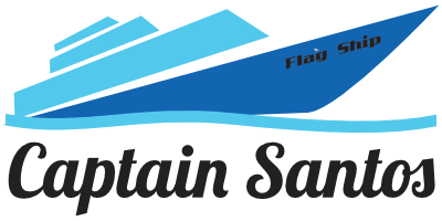 Captain Santos Website Design Logo