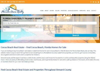 Florida Oasis Realty
