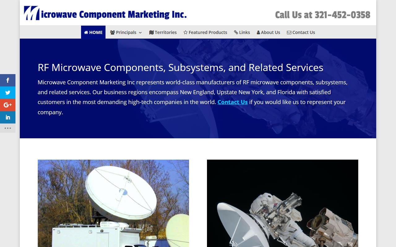Microwave Component Marketing After