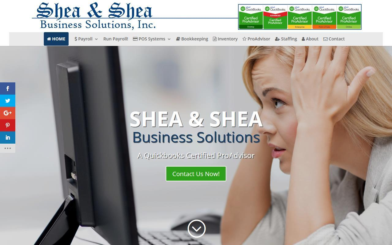 Shea and Shea Business Solutions After