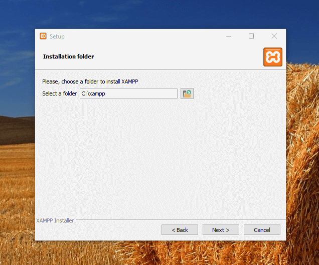XAMPP Portable for Windows