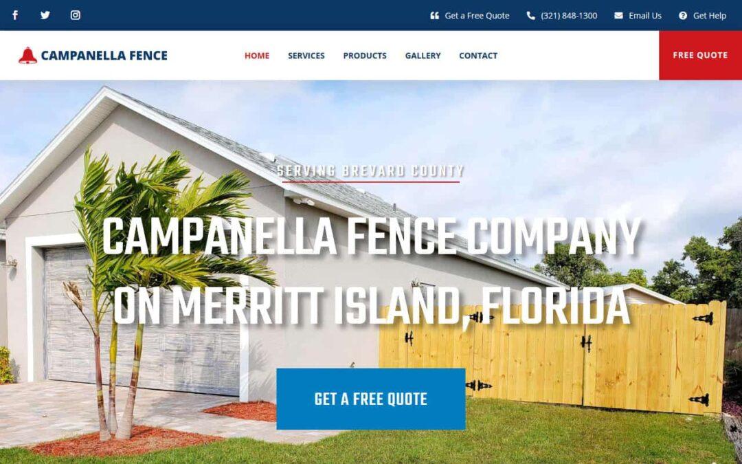 Campanella Fence Company