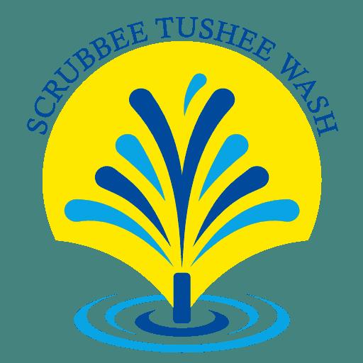 Logo Scrubbee Tushee Wash 1